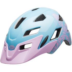 Bell Sidetrack Helmet Children cmyk/lilac